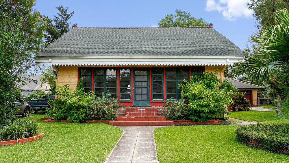 arts and crafts home for sale in new orleans LA