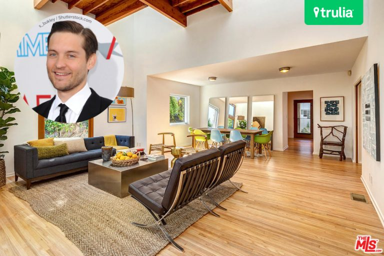 Spiderman Tobey Maguire House For Sale Santa Monica CA
