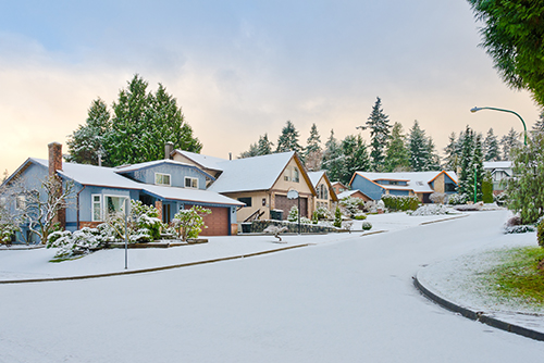 winter realty tips