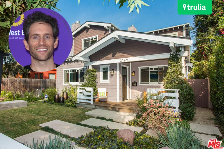 Glenn Howerton Lists Home For Sale in Venice CA