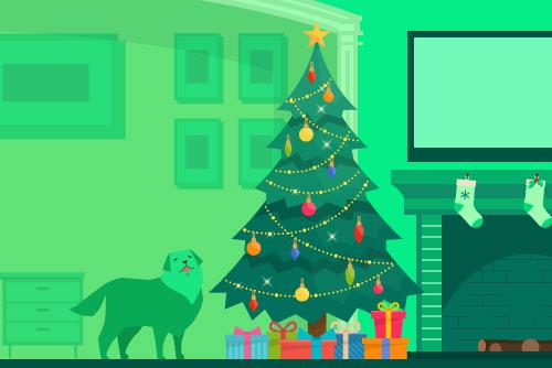 tabletop christmas tree tips