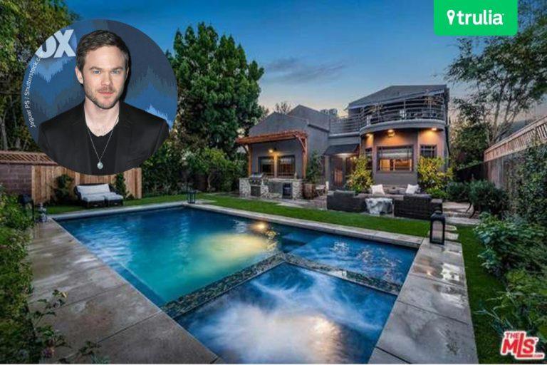 Shawn Ashmore Studio City CA Home For Sale