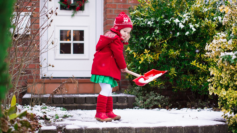 prep for winterizing your home