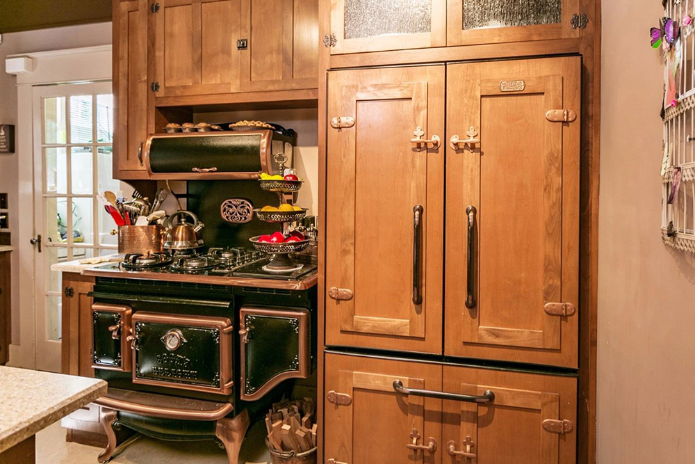 architecture styles antique cabinets