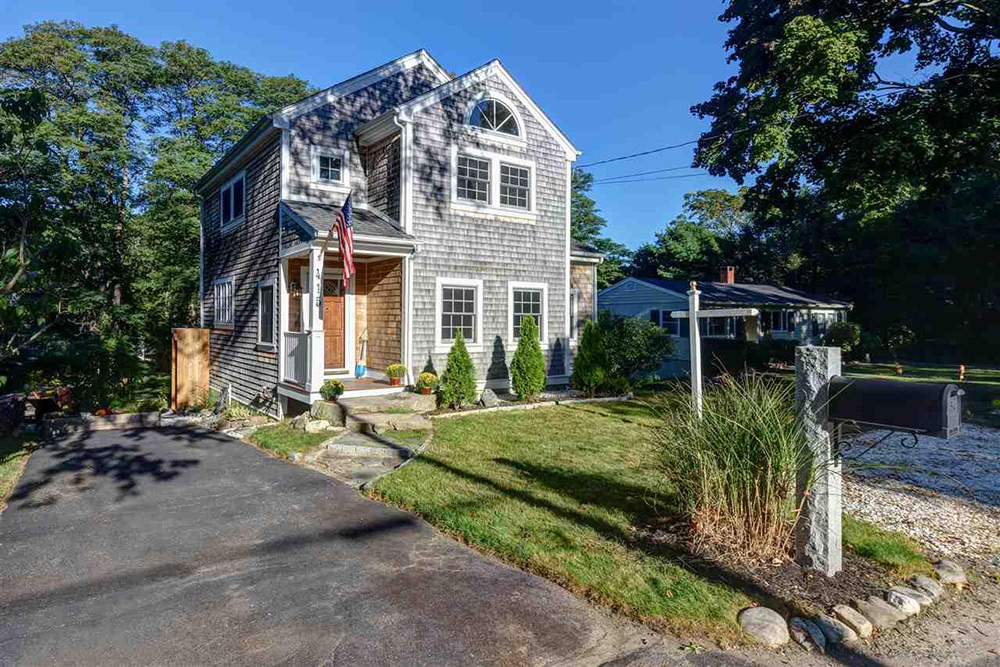 1930s architecture styles home for sale in rye nh