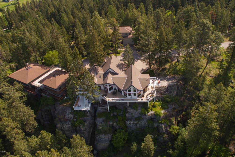 cliffside homes in bigfork MT