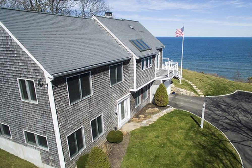 cliffside homes in Plymouth MA