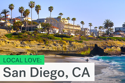 Local Love! San Diego Real Estate Edition