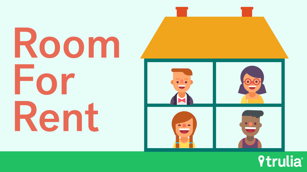 Room For Rent: Where Getting A Roommate Pays Off the Most - Trulia\'s ...