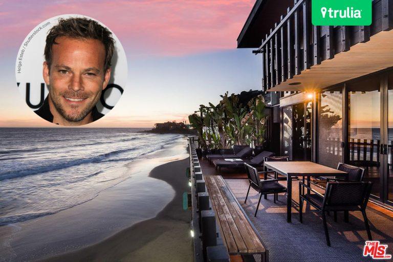 Stephen Dorff Lists House For Sale Malibu CA Beach
