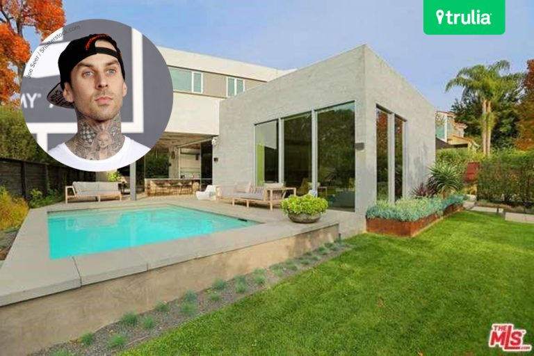 Travis Barker House For Sale Los Angeles CA