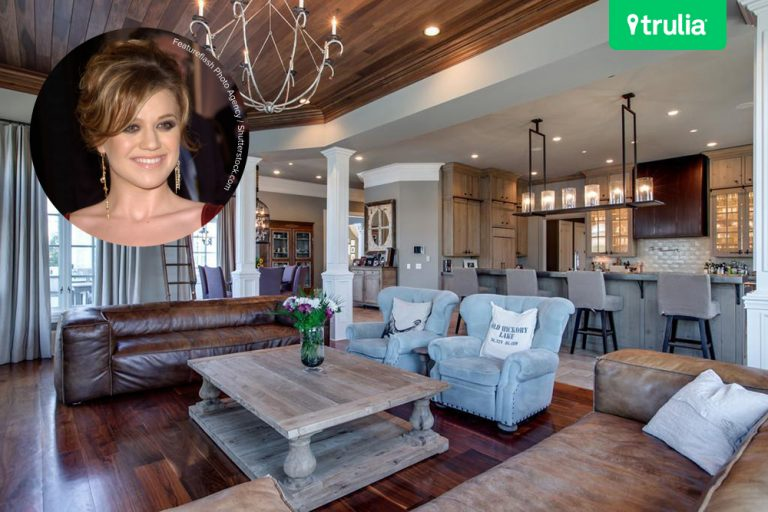 Kelly Clarkson Tennessee Mansion