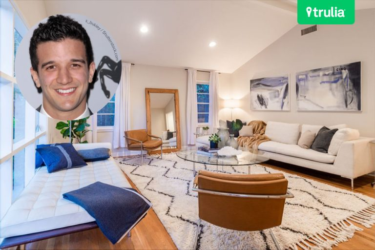 Mark Ballas Laurel Canyon Home Feature