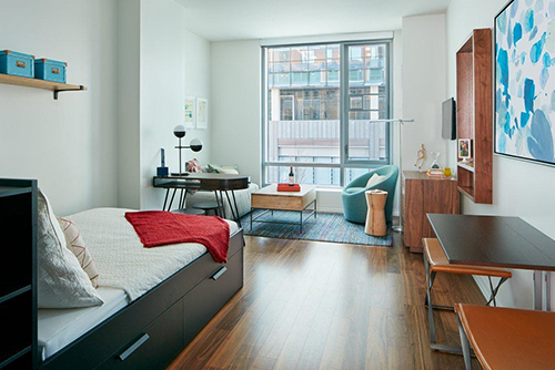 small apartments around the us