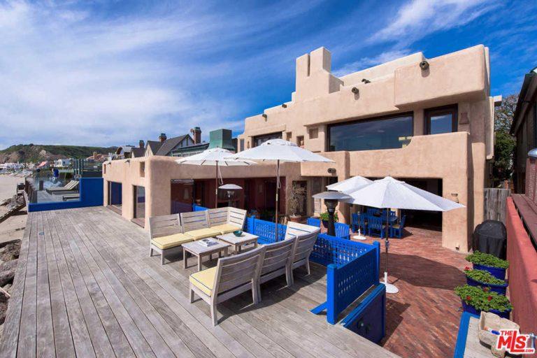 Malibu Beach House For Rent Malibu Ca