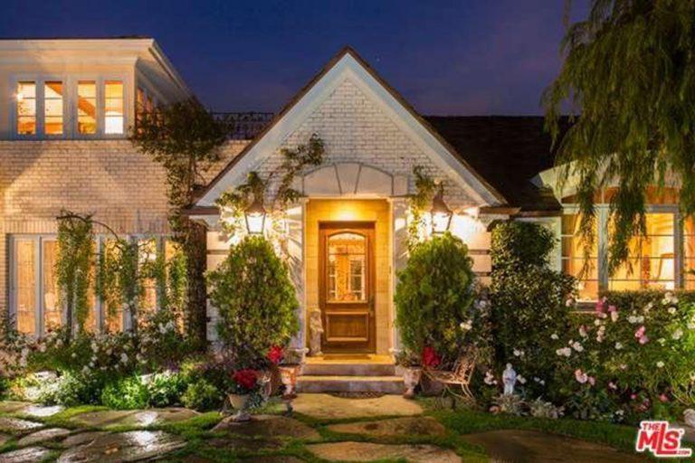 John McVie Buys House Los Angeles Front Door