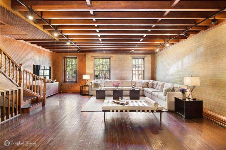 Chris Rock New York Townhouse Living