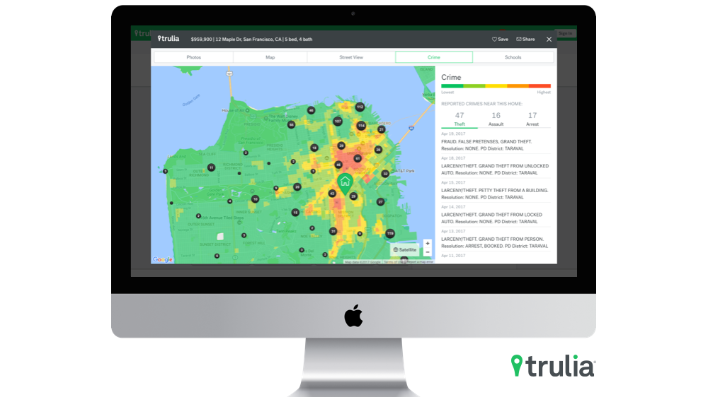 Know the Neighborhood with Trulia\'s New Property Pages - Trulia\'s Blog