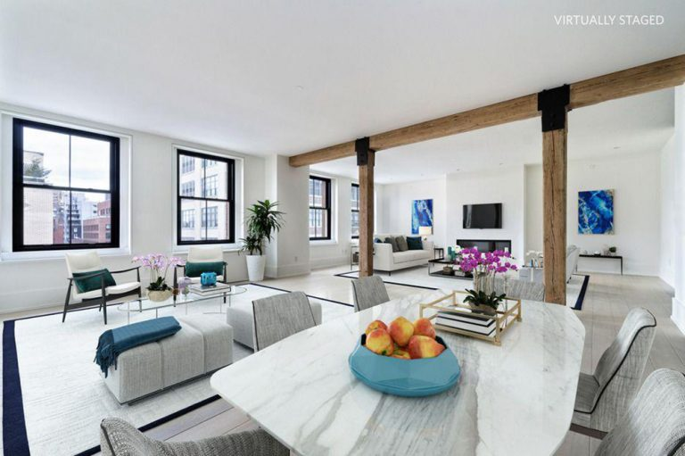 Rent Jennifer Lawrenceu0027s New Tribeca Condo For $27.5K Per Month