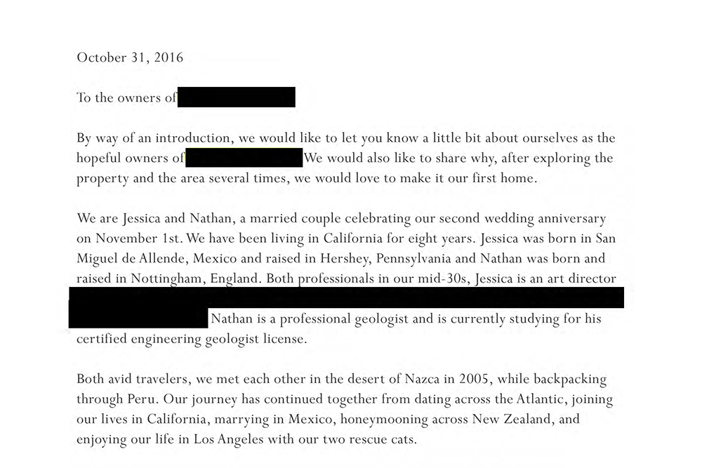 Jessica And Nathan Offer Letter