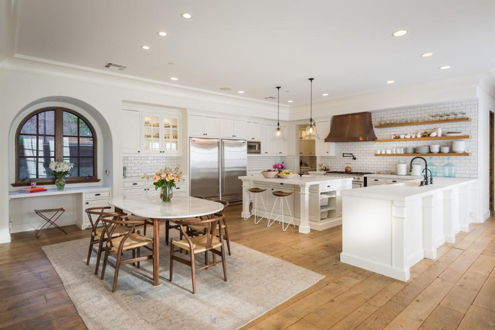 Kitchen And Bath In Pacific Palisades