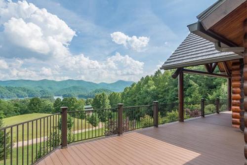 Log Cabin Homes For Sale in Butler TN