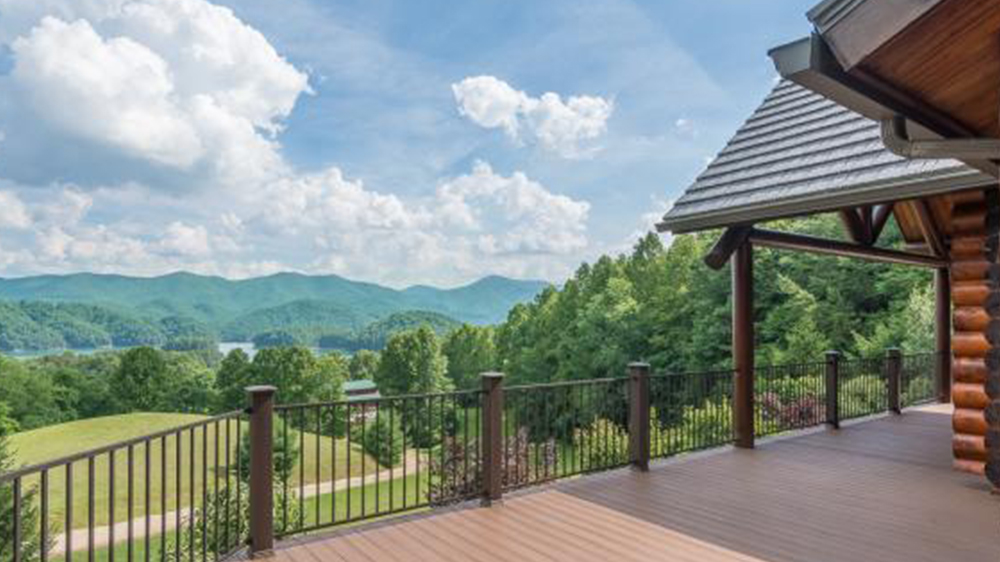 Log Cabin Homes For Sale in Butler TN