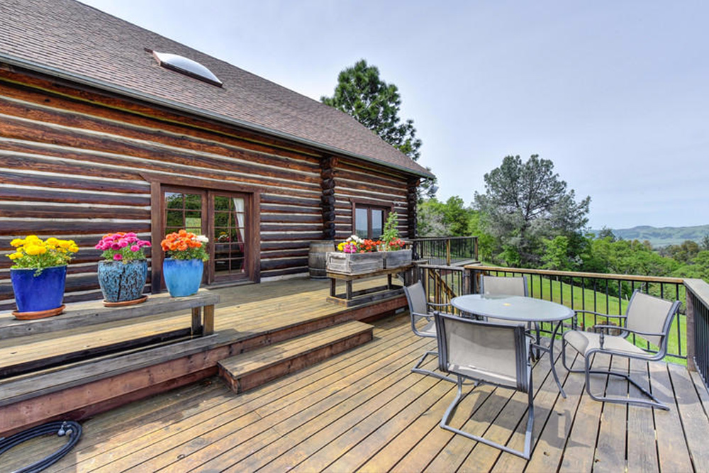 Log Cabin Homes For Sale in Placerville CA