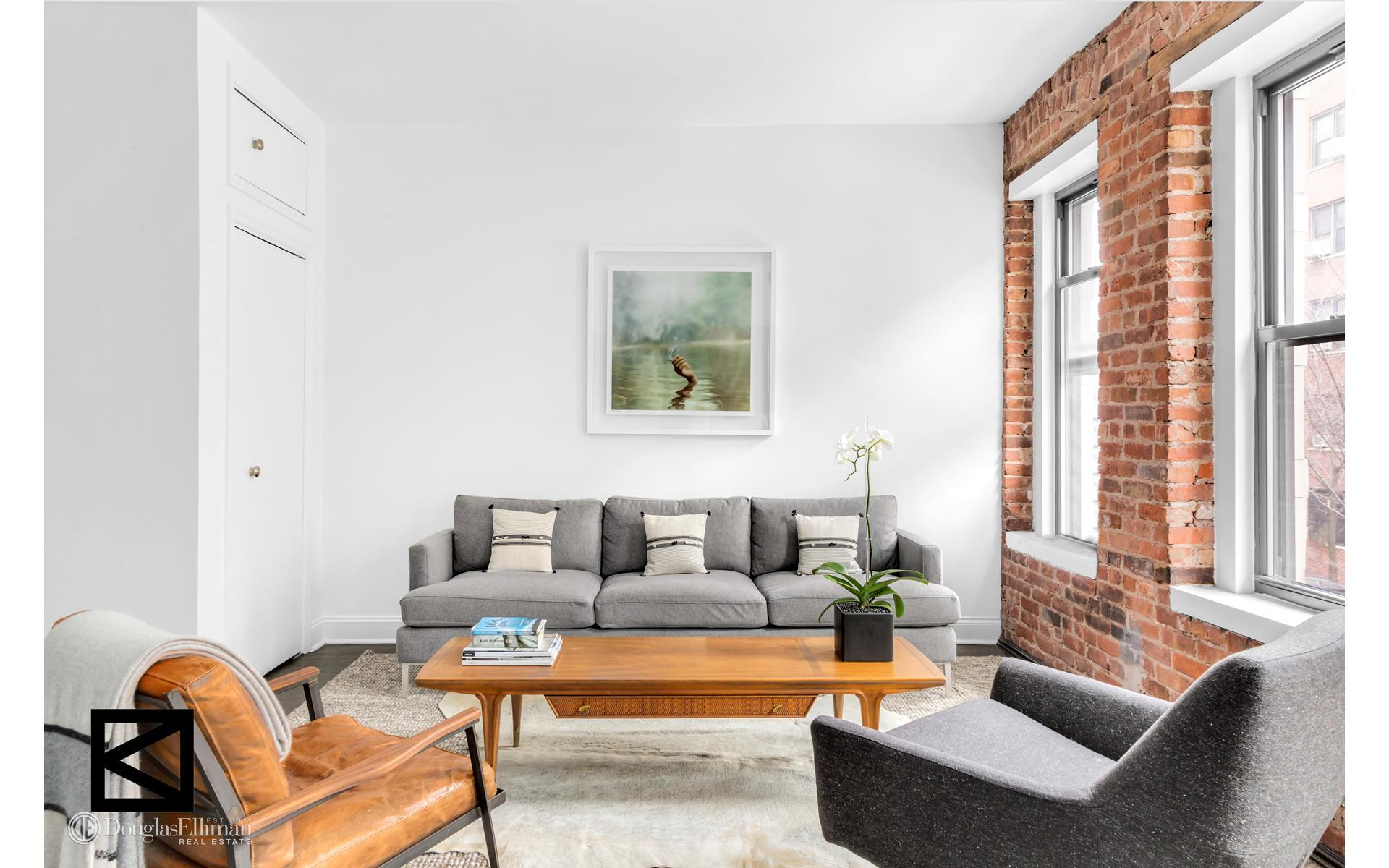 Diane Kruger Buys New York Condo Sitting Room