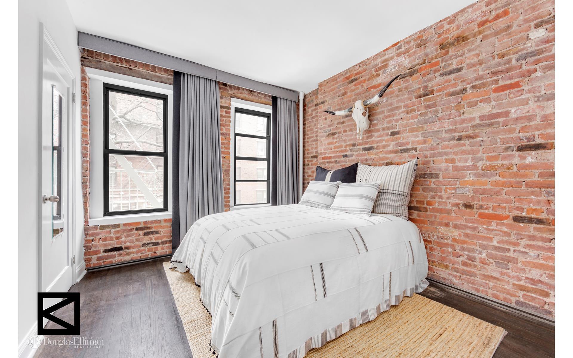 Diane Kruger Buys New York Condo Bedroom
