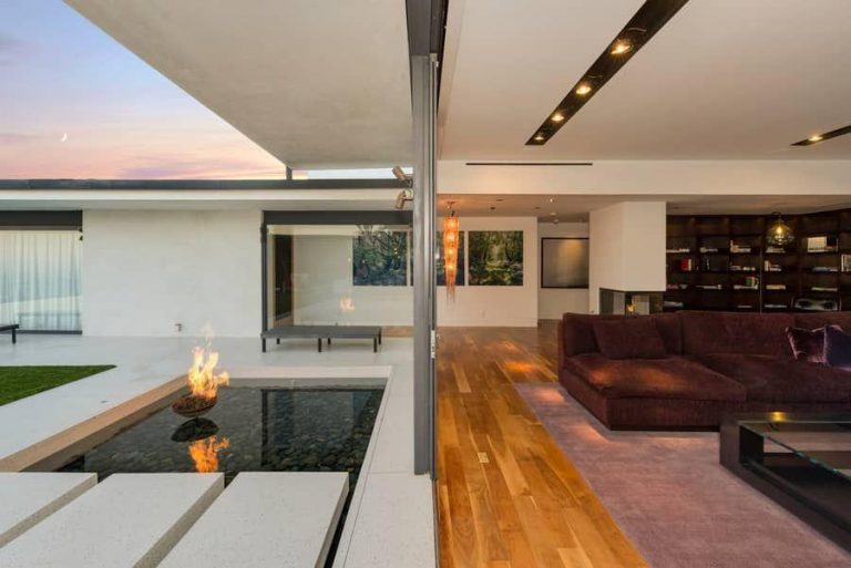 Matthew Perry Selling Hollywood Hills Home In Sought After Bird Streets