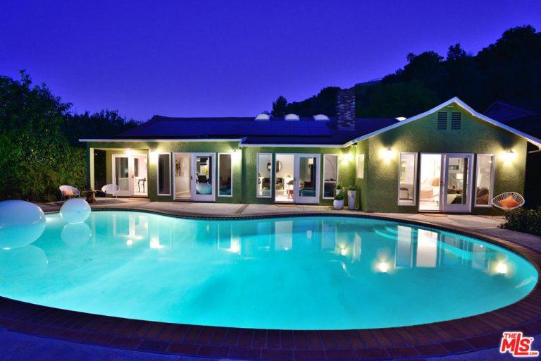 Whitney Port Buys in Studio City Pool