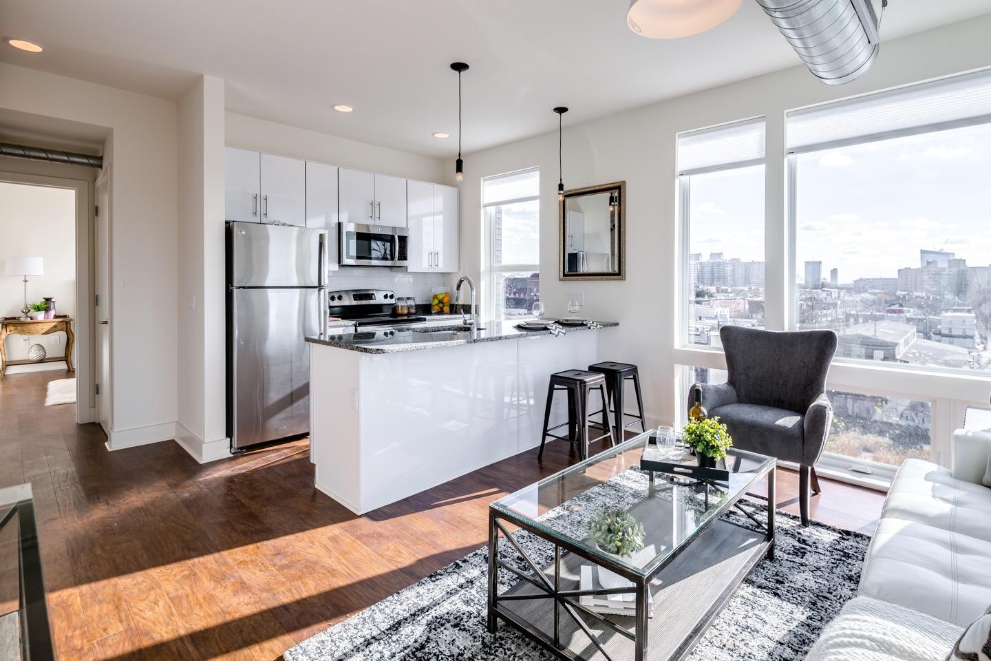 found rental apartments under 1500 in pricey american cities
