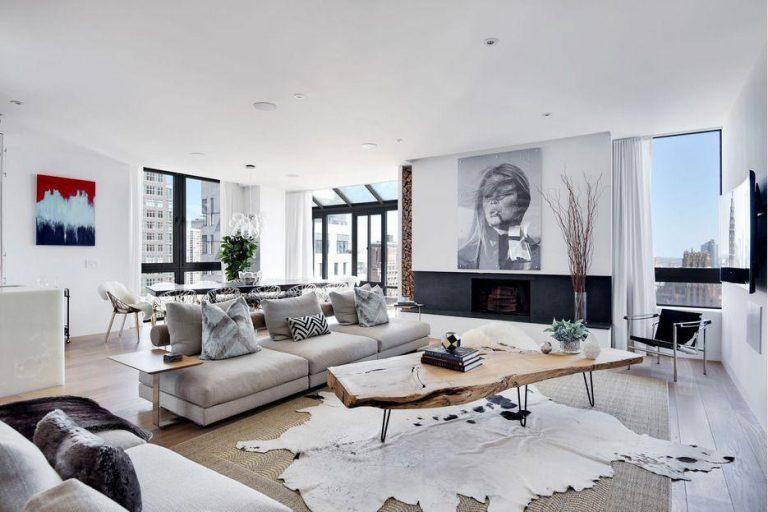 Rosie Midtown East Living Room