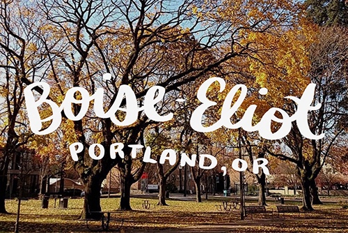 Boise-Eliot