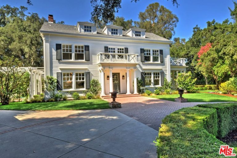 Captivating Kyle Richards And Mauricio Umansky Drop $8.2M On Encino Home   Truliau0027s Blog