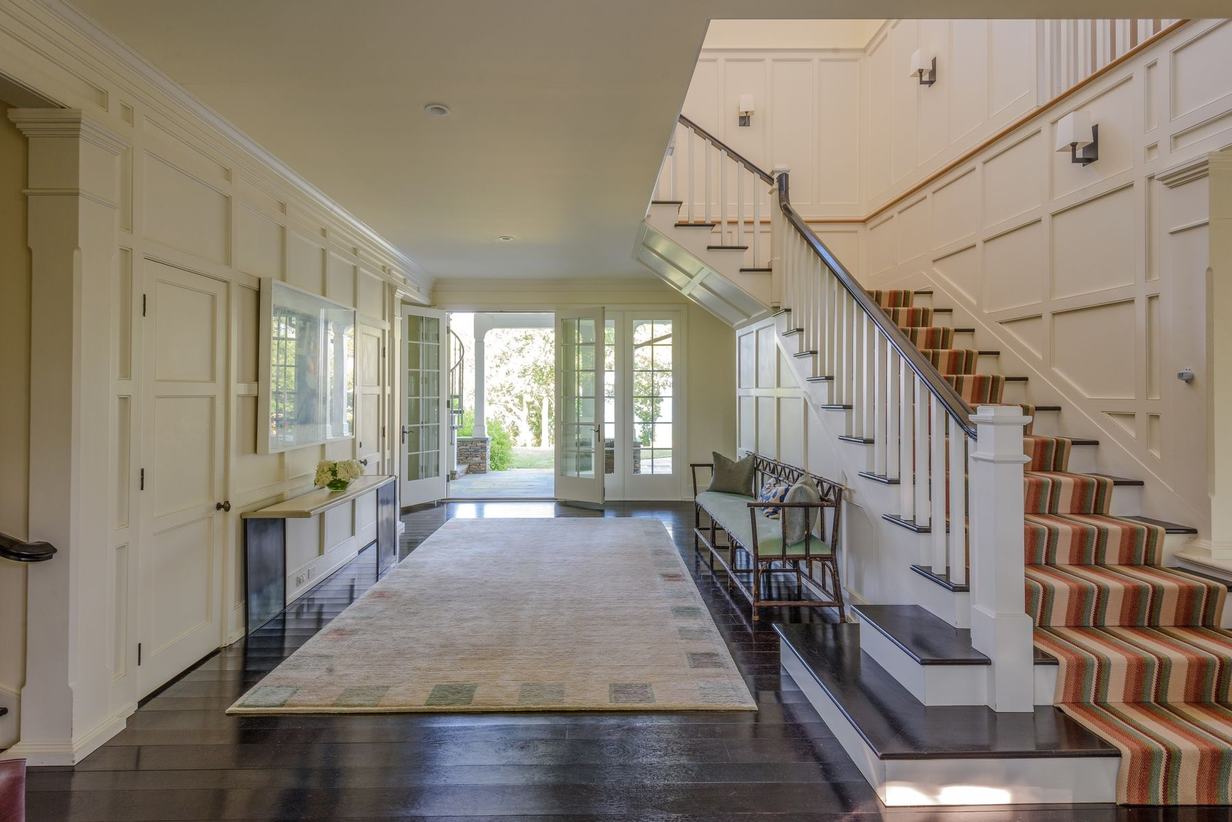 harvey weinstein lists hamptons home entry