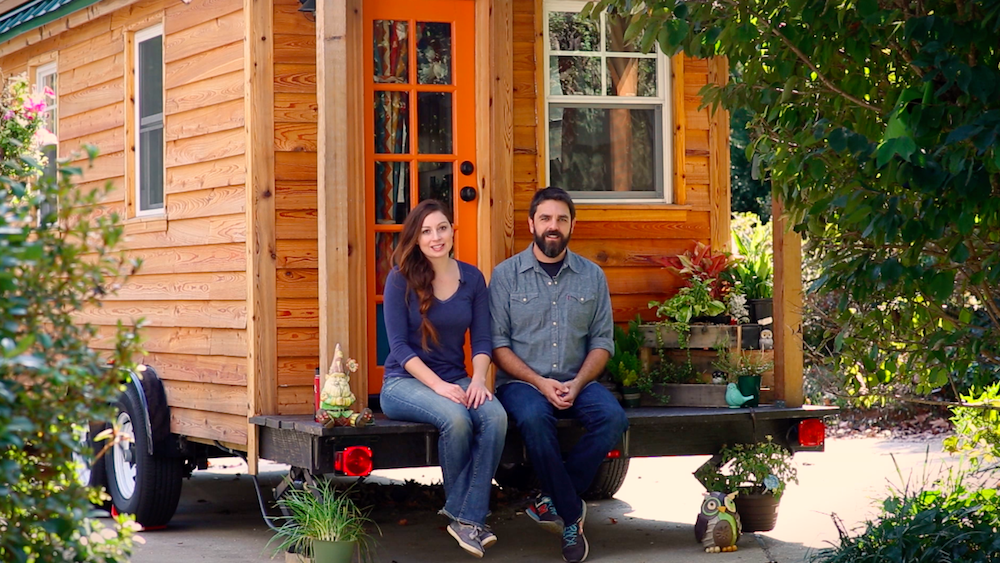 What it's like to live in a tiny house community
