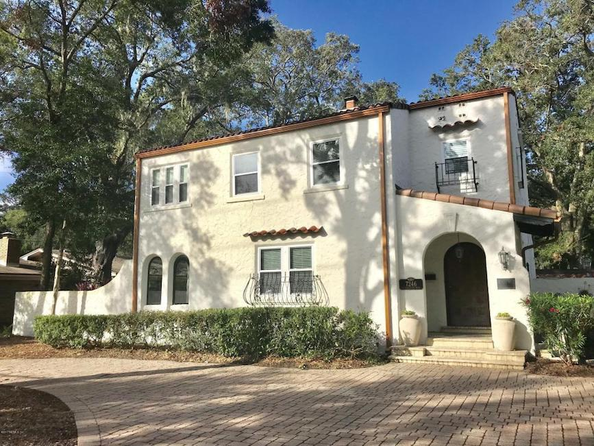 old homes for sale in Jacksonville