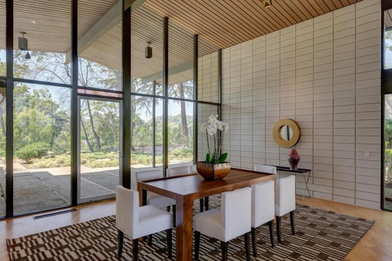 Meryl Streep S Mid Century Home In Pasadena For 3 6m Trulia Blog