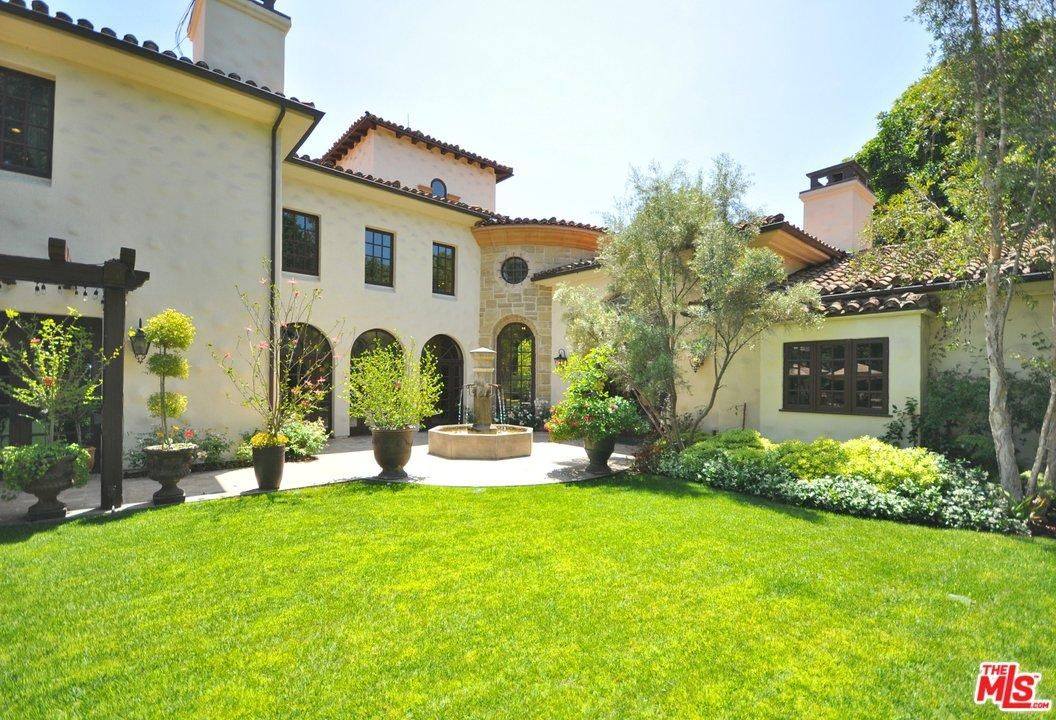 ziggy marley drops $5.5 million on toluca lake home exterior