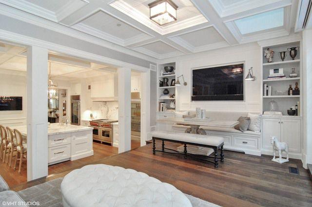wonderful giuliana bill living room | Bill and Giuliana Rancic List Their Chicago Townhouse For ...