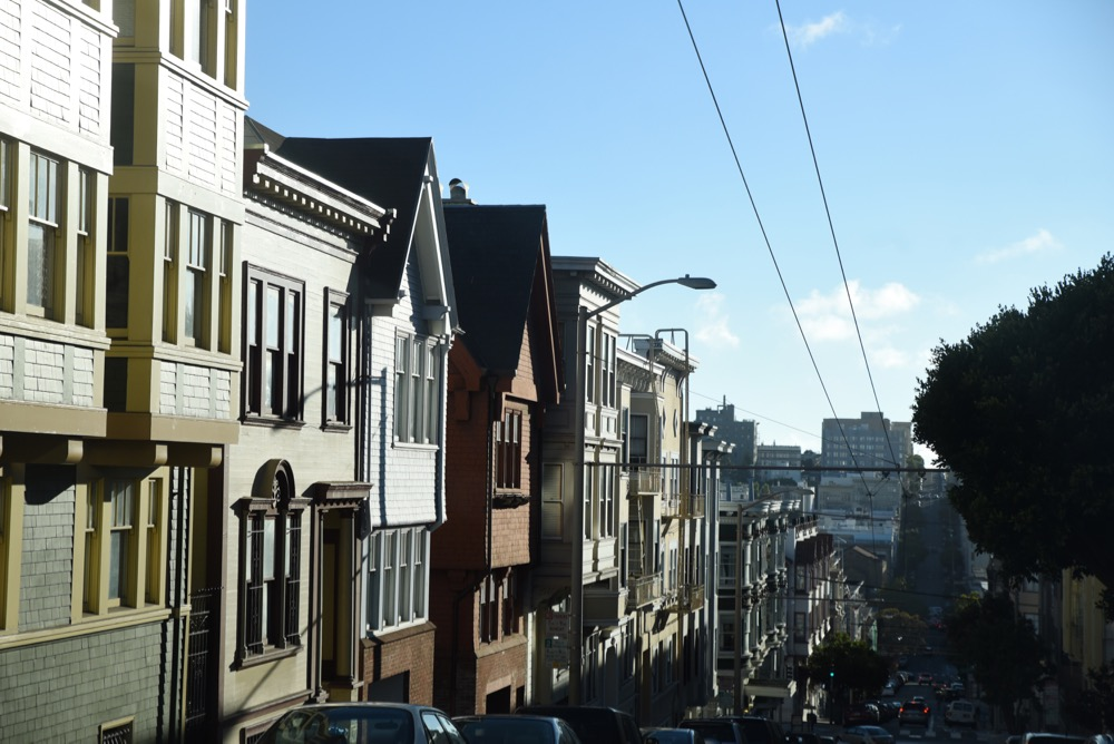 what locals love about San Francisco