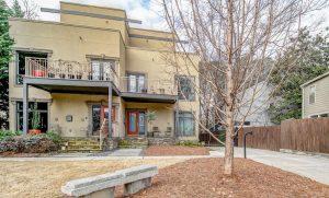 what locals love about homes in Atlanta's Midtown neighborhood