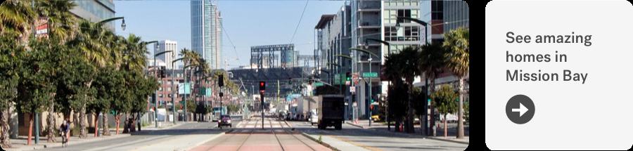 Mission Bay neighborhood of San Francisco