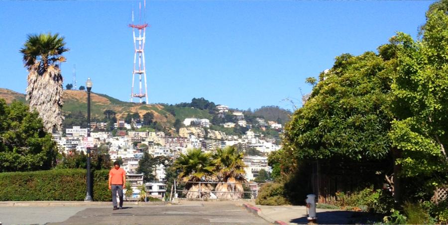 Noe Valley neighborhood in San Francisco