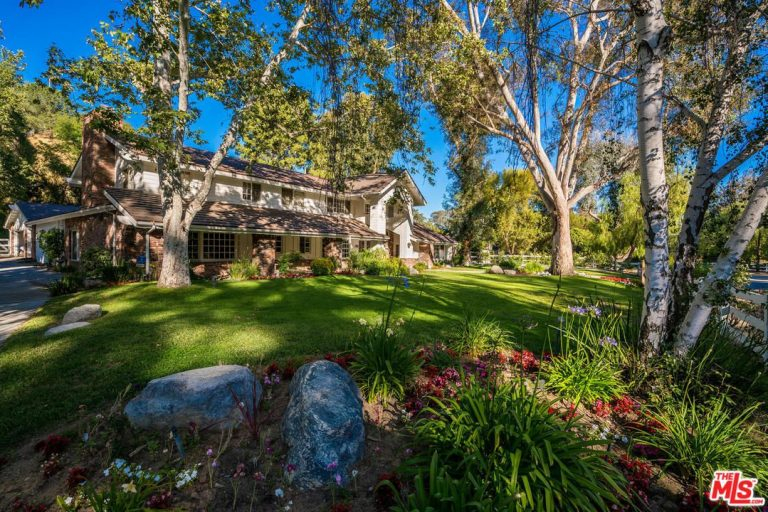 scott disick snags hidden hills estate for 3.25m landscaping
