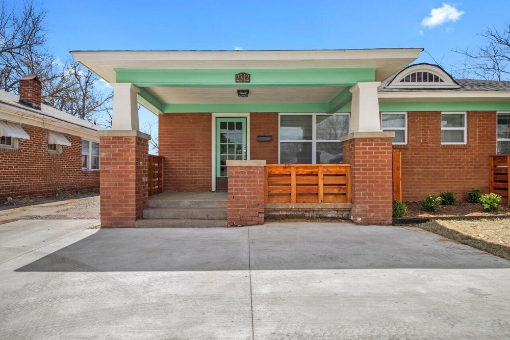 rental home in Oklahoma City, Oklahoma