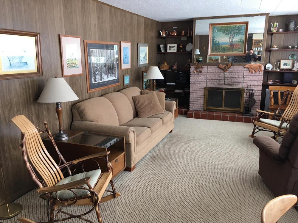 rental home in Eagle Harbor, Michigan