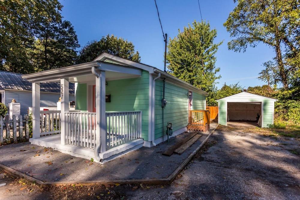rental home in Lexington, Kentucky